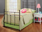 Providence Bed Set - Twin - w/Rails - THD7180