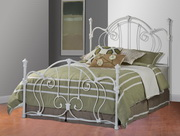 Cherie Bed Set - King - Rails not included - THD5528