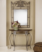 Montello Console Table (mirror not included) - THD4324