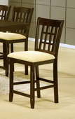Tabacon Non-Swivel Counter Stool - Set of 2 - THD4578