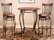Montello 3-Piece Bistro Set - THD4332