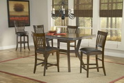 Arbor Hill 5-Piece Counter Height Dining Set - THD3762