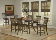 Arbor Hill 7-Piece Counter Height Dining Set - THD3764