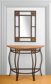 Lakeview Console Table (mirror not included) - THD4186