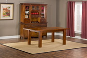 Outback Dining Table with Leaf - THD4388