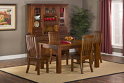 Outback 5pc Dining Set - Table with Leaf - THD4390