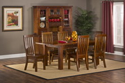 Outback 7pc Dining Set - Table with Leaf - THD4392