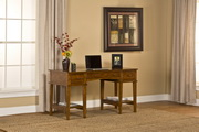 Gresham Desk - Medium Oak - THD4102