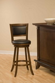 Dennery Swivel Counter Stool - THD3388