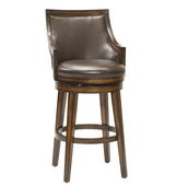30.5in Hillsdale Swivel Bar Stool - THD3160