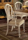 Wilshire Arm Chair Set of 2 - THD4726