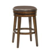 26.5in Hillsdale Backless Swivel Counter Stool - THD2938