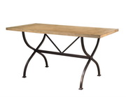 Charleston Rectangle Counter Height Table - THD3980