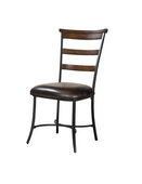 Cameron Ladder Back Dining Chair - Set of 2 - THD3908