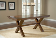 Park Avenue Counter Height Trestle Table - THD4414