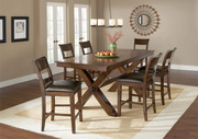 Park Avenue 7-Piece Counter Height Dining Set - THD4418