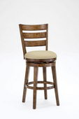 30.5in Hillsdale Swivel Bar Stool - THD3154