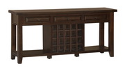 Tuscan Retreat Sideboard w/ 20 Bottle Wine Storage - THD4626