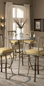 Brookside Bar Height Bistro Table - THD3886