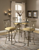 Brookside 5-Piece Bistro Set - THD3890