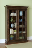 Pine Island Large Library Cabinet - THD4476