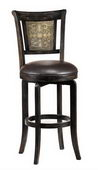30.5in Hillsdale Camille Swivel Bar Stool - THD2992