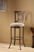 30in Hillsdale Swivel Bar Stool - THD3232