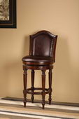 30in Hillsdale Swivel Bar Stool - THD2929