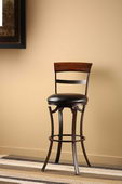 26in Hillsdale Swivel Counter Stool - THD3133