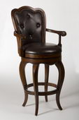 30in Hillsdale Swivel Bar Stool - THD3067
