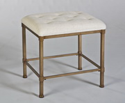 Katherine Backless Vanity Stool  - THD4132
