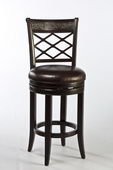 26in Hillsdale Swivel Counter Stool - THD3259
