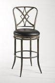 26in Hillsdale Swivel Counter Stool - THD3109