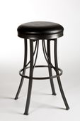 30in Hillsdale Backless Commercial  Bar Stool - THD3184