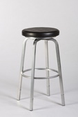 Neeman Backless Counter & Bar Stool with Nested Leg - THD3460