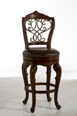 26in Hillsdale Swivel Counter Stool - THD2956
