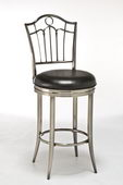 30in Hillsdale Swivel Bar Stool - THD3196