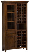 Tuscan Retreat Tall Wine Storage - THD4608