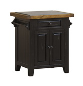 Tuscan Retreat Small Granite Top Kitchen Island - THD4650