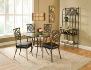 Marsala 5 PC Dining Set  - THD4254