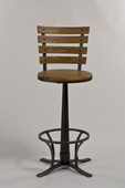 Westview Swivel Bar Stool - THD3550