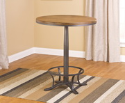 Westview Bar Height Bistro Table - THD4698