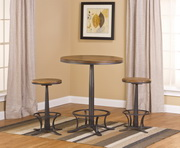 Westview Bar Height Bistro with Rivage Stools - THD4700