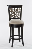 Bennington Swivel Bar Stool - THD3572