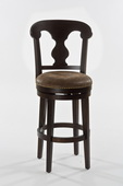 Burkard Swivel Bar Stool - THD3584