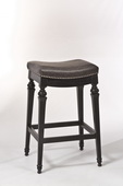 Vetrina Backless Non-Swivel Counter Stool with Vinyl - THD3608