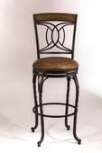 Donovan Swivel Bar Stool - THD3676
