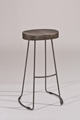 Hobbs Tractor Non-Swivel Counter Stool  - THD3702