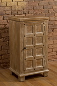 Millstone 3-Tier Cabinet with Nailhead - THD4272