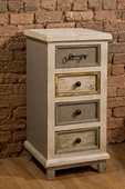 LaRose Four (4) Drawer Cabinet - THD4198
